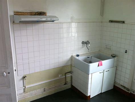 cuisine insalubre rénovation logement 75 ile de