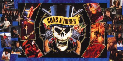 Guns N' Roses HD Wallpaper Background Image 3765x1881