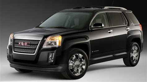 2010 Gmc Terrain Suv With Brawny Looks And New 2.4l Engine