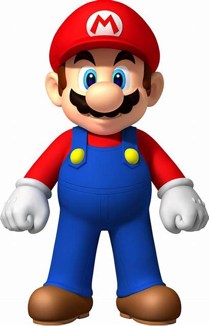 Mario Clip Brothers Clipart Bros Characters Luigi