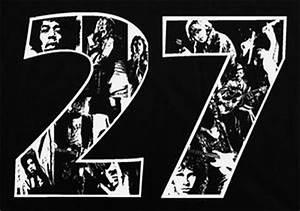 Club Des 27 : the 27 club cobain winehouse morrison joplin time to come good on a deal with the ~ Medecine-chirurgie-esthetiques.com Avis de Voitures