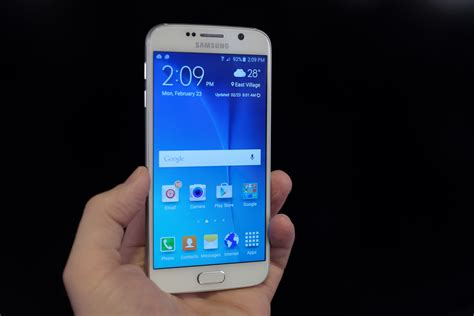 samsung 39 s new galaxy s6 and s6 edge put design first the