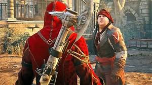 Assassin's Creed Unity Legendary Phantom Armor Rampage ...
