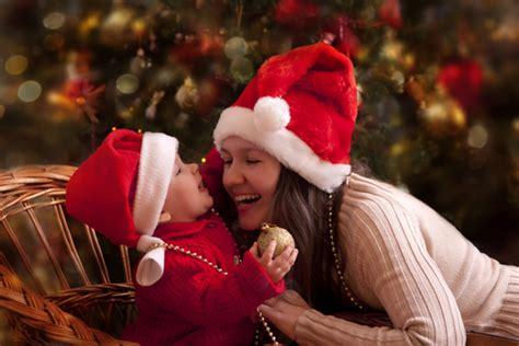 baby weihnachten das erste weihnachten mit baby