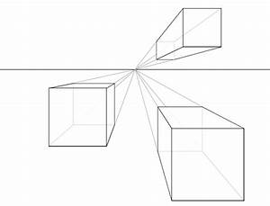 Make It Pop With Perspective! One-Point Perspective Drawing