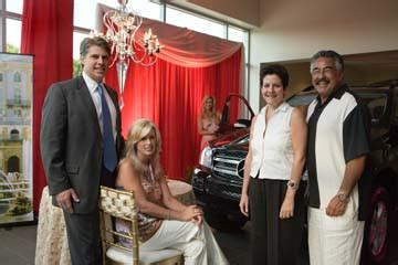 park place motorcars fort worth hosts  night