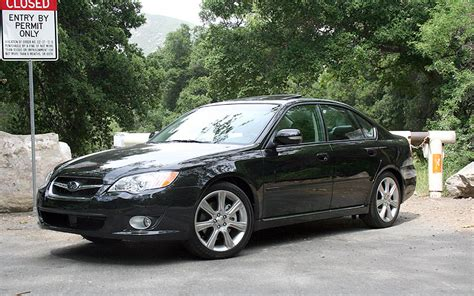 subaru legacy   limited quick drive motor trend