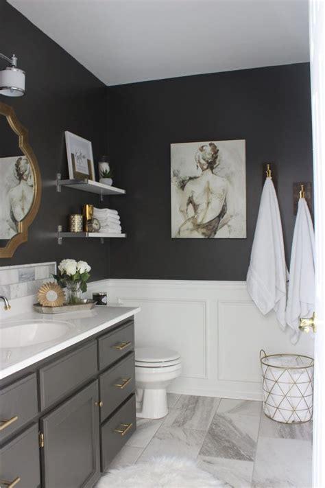 25+ Best Ideas About Dark Grey Bathrooms On Pinterest