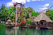 PortAventura, Salou, Spain. Info, photos, video & advices ...