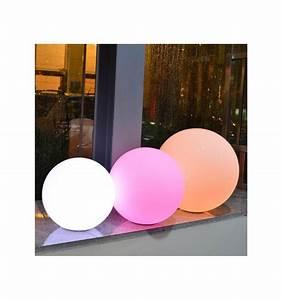 Boule De Lumiere : boule de lumi re waterproof led 60cm ~ Teatrodelosmanantiales.com Idées de Décoration