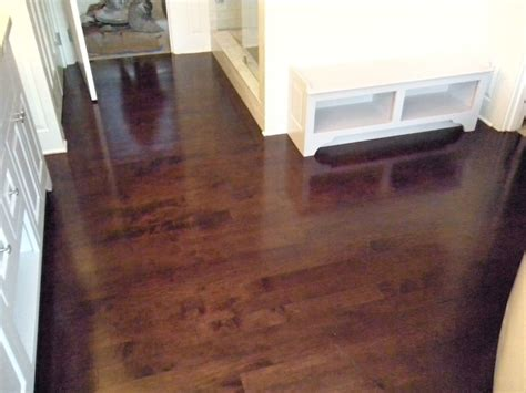 staining wood floors darker hardwood floor stain flooring ideas home