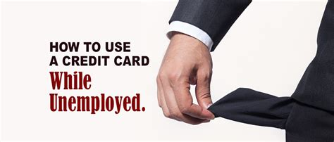 Apply for credit card unemployed. How to Use a Credit Card while Unemployed - APF Credit Cards