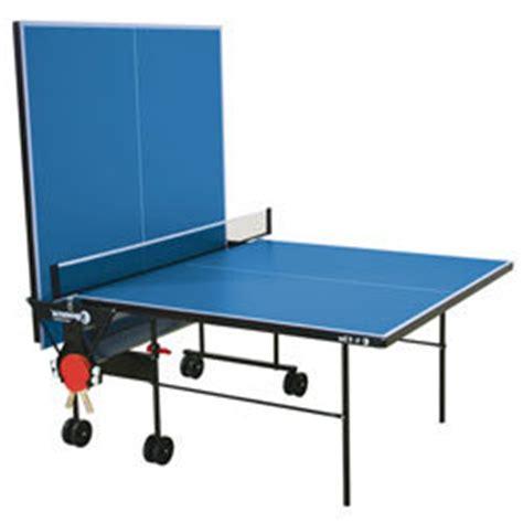 Table Ping Pong Exterieur Table De Ping Pong Sponeta Outdoor 1 10e Tennis De Table Gris Oogarden