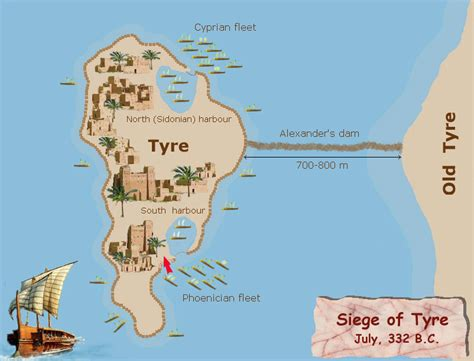 city siege 4 file siege of tyre 332bc plan jpg wikimedia commons