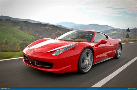 It added two further the success being enjoyed by the 458 italia with both critics and public alike crosses all borders. AUSmotive.com » Ferrari 458 Italia arrives in Australia