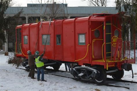 Caboose to Coffeehouse | News, Sports, Jobs - The ...