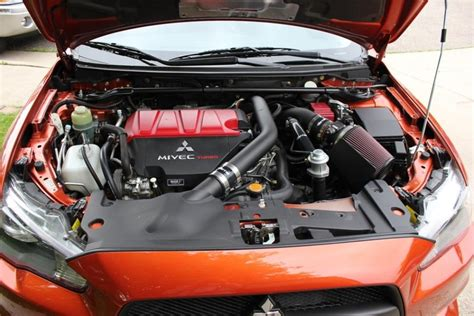 Mitsubishi Evo Motor by Official Evo X Engine Bay Picture Thread Page 18