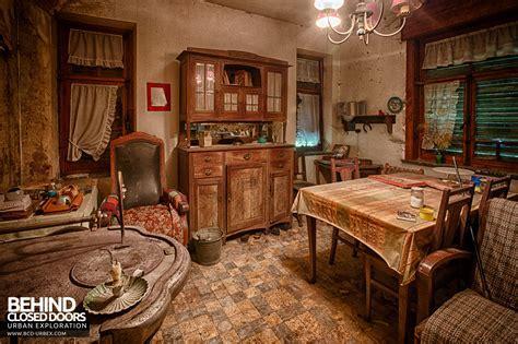 Little Green House, Belgium » Urbex   Behind Closed Doors