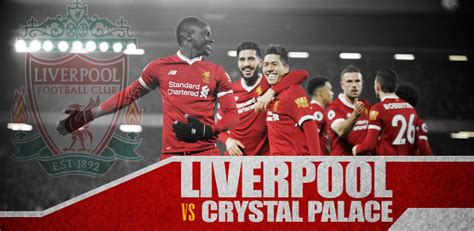 Crystal Palace vs Liverpool - EPL Betting Odds and Prediction