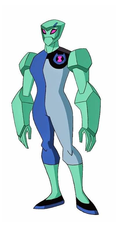 Gwen Diamante Supremo Ben Rath Omniverse Imagens