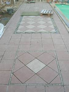 Terrasse En Mosaique : carrelage mosaique exterieur ~ Zukunftsfamilie.com Idées de Décoration