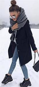 Winter Outfits With Black Boots | www.imgkid.com - The ...