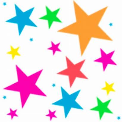 Stars Pattern Colorful Star Clip Clipart Clker