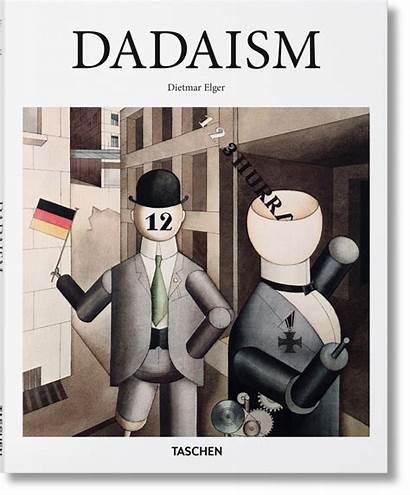 Dadaism Basic Taschen Books Dada Series Anti