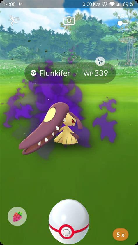 Shiny Mawile from Arlo 🤩 : pokemongo