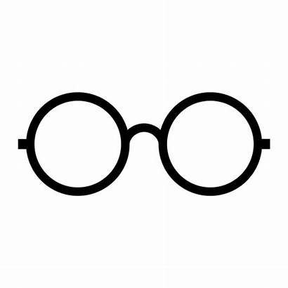 Glasses Svg Icon Coloring Outline Icons Pages