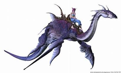 Mount Syldra Ffxiv Stormblood Fantasy Final Xiv