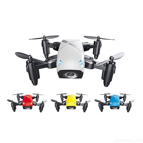 sw mini foldable drone mini  beautiful appearance quadcopter review coupon