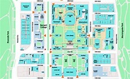 Location Columbia University Map - Best Map Collection