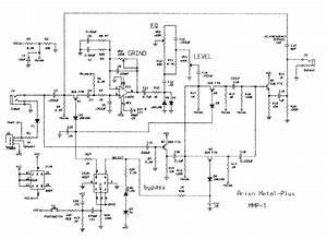 Dallas Rangemaster Schematic