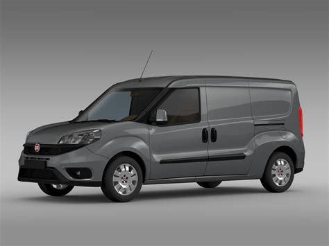 fiat doblo cargo maxi fiat doblo cargo maxi 263 2015 3d model flatpyramid