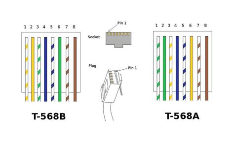 Cat 5 Home Networking Wiring Diagram by Cat5e Wiring Diagram Australia Cable A Cat 5 Connectors