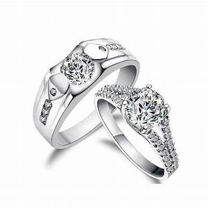 Matching Wedding Bands Sets His And Her Wedding And