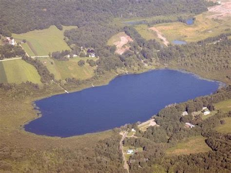 aerial french creek watershed research program