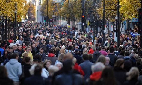 England 'is world's sixth most crowded country: High rate ...