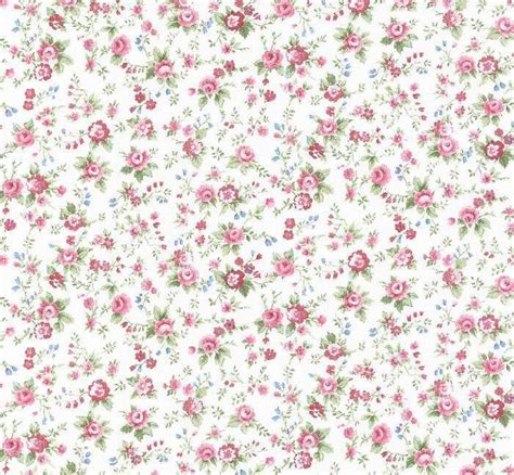 Tapete Shabby Look by Wallpaper By The Yard Abby Vintage Look Floral Trail