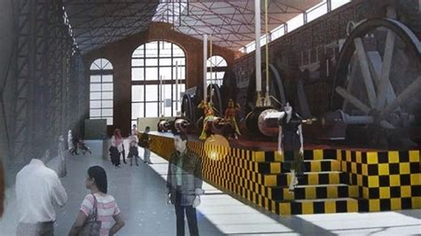 setelah rampung dibangun wisata cagar budaya eks pabrik