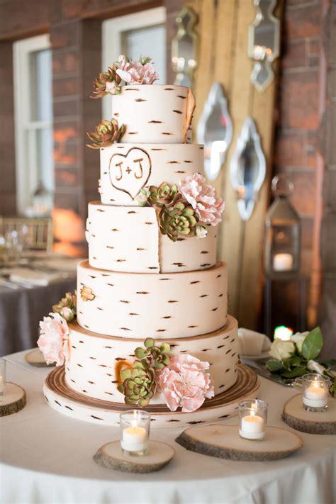 Rustic Wedding Ideas Tree Stump Wedding Décor Elements