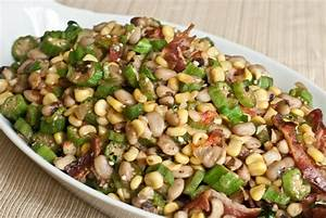Back To Organic – Black-Eyed Peas with Okra, Corn and ...