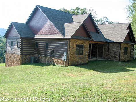 craftsman style lake house plan craftsman style lake house plan with walkout basement