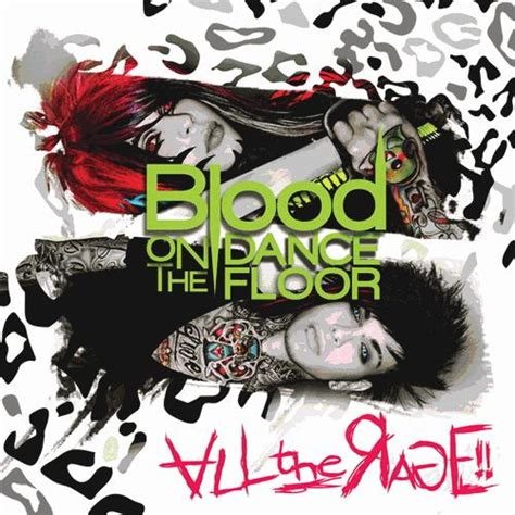 blood on the floor albums blood on the floor all the rage album review
