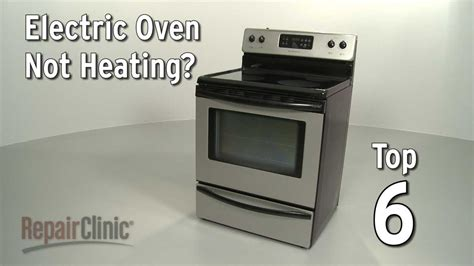 Kitchenaid Oven Not Heating Up by Electric Oven Won T Heat Electric Range Troubleshooting