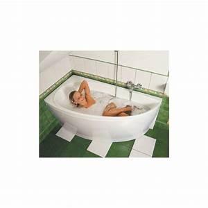 Baignoire Avec Tablier : tablier baignoire acrylique ~ Premium-room.com Idées de Décoration