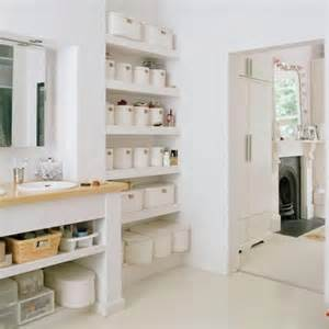 shelves in bathroom ideas 73 practical bathroom storage ideas digsdigs