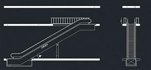 Kone Escalator DWG Elevation for AutoCAD • Designs CAD