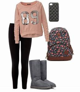 Just to go with this common white girl thing. | Fashion | Pinterest | Cute school outfits Lazy ...